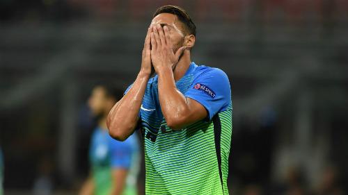 Inter – Hapoel: Kết cục đáng buồn - 1