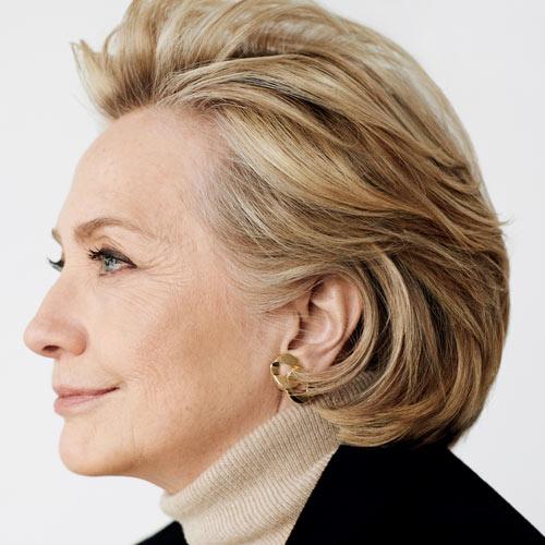 Soi phong cách thời trang của ứng viên TT Mỹ Hillary - 1