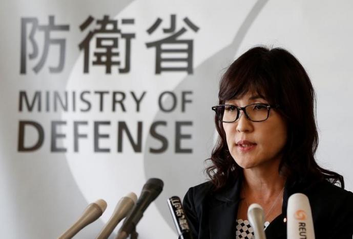 Nhật Bản cam kết tuần tra chung với Mỹ ở Biển Đông - 1