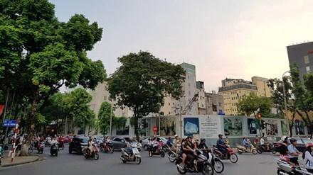 """Hà Nội xây nhiều khách sạn cao cấp trên đất """"vàng"""" - 1"""