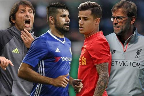 """NHA trước vòng 5: Mourinho cố mà """"bằng"""" Van Gaal - 1"""
