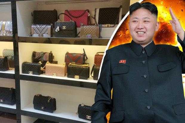 Triều Tiên kiếm hàng tỷ USD nhờ bán hàng nhái ở Dubai - 1