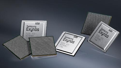 """Samsung đang hoàn thiện vi xử lý di động có xung nhịp """"khủng"""" - 1"""