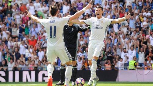 Liga trước vòng 4: Kỉ lục chờ Real - Zidane - 2