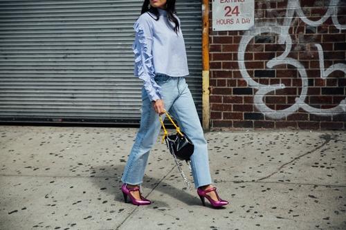 14 xu hướng đáng copy nhất từ New York Fashion Week - 14
