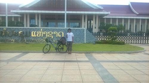 Cô gái Việt du lịch bằng xe đạp qua 4 quốc gia - 3