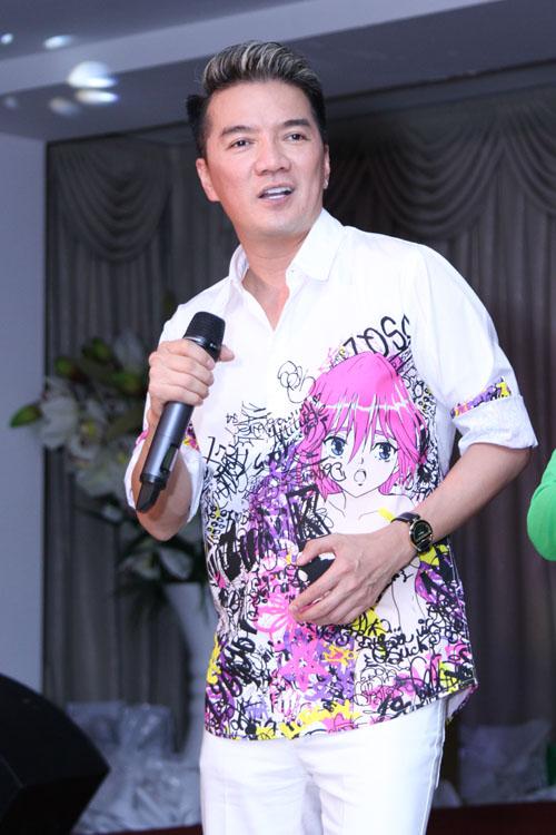Mr. Đàm hát miễn phí, vui Trung thu cùng trẻ mồ côi - 2