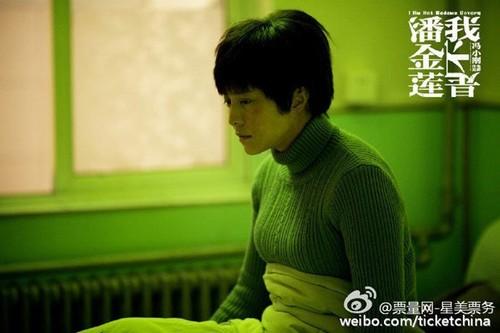 Phạm Băng Băng khoe lưng trần gợi cảm trong phim để đời - 6