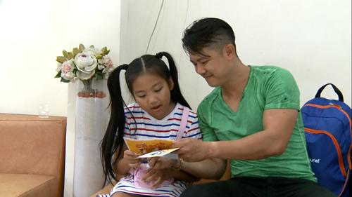 Vân Quang Long – Thụy Vũ AC&M cùng con tham gia truyền hình thực tế - 3