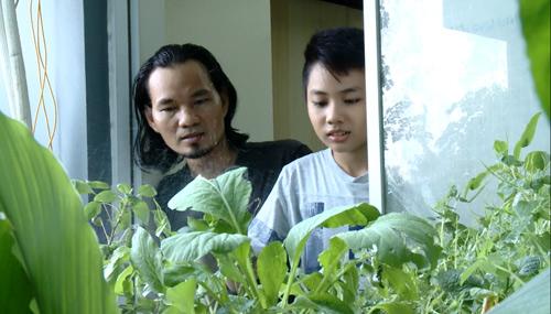 Vân Quang Long – Thụy Vũ AC&M cùng con tham gia truyền hình thực tế - 4