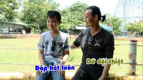 Vân Quang Long – Thụy Vũ AC&M cùng con tham gia truyền hình thực tế - 6