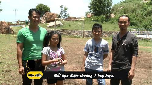 Vân Quang Long – Thụy Vũ AC&M cùng con tham gia truyền hình thực tế - 7
