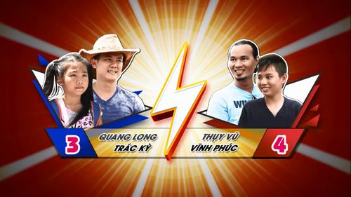 Vân Quang Long – Thụy Vũ AC&M cùng con tham gia truyền hình thực tế - 1