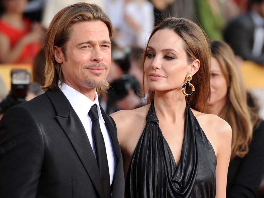 Brad Pitt dính tin đồn ngoại tình với bạn diễn mới - 1