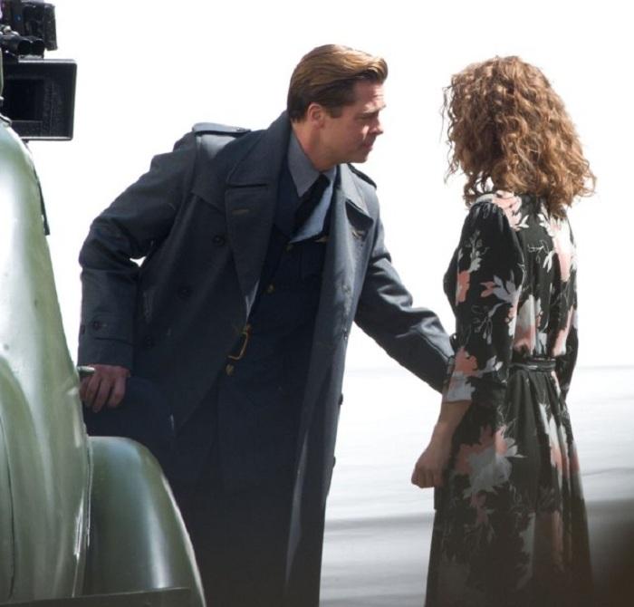 Brad Pitt dính tin đồn ngoại tình với bạn diễn mới - 3