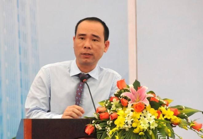 Chân dung ông Vũ Đức Thuận - nguyên Tổng giám đốc PVC - 1