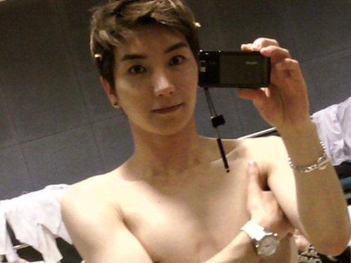 """Thành viên Super Junior """"dọa"""" tung ảnh nude của nhau - 7"""