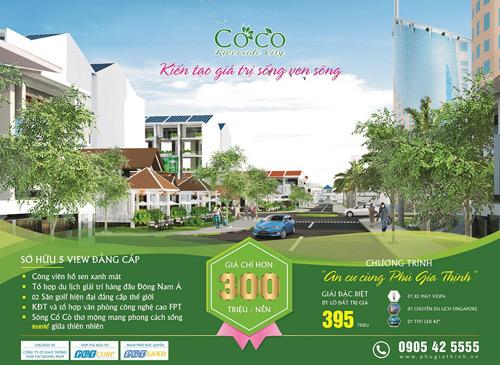 Bất động sản Đà Nẵng: Hút giới đầu tư các dự án ven sông Cổ Cò - 2