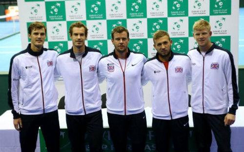 Anh em Murray lỡ đám tang ông nội vì Davis Cup - 1