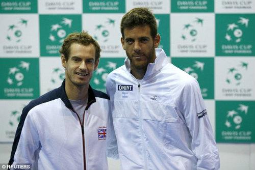 Anh em Murray lỡ đám tang ông nội vì Davis Cup - 3