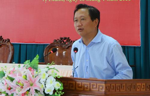Chính thức khai trừ Đảng ông Trịnh Xuân Thanh - 1