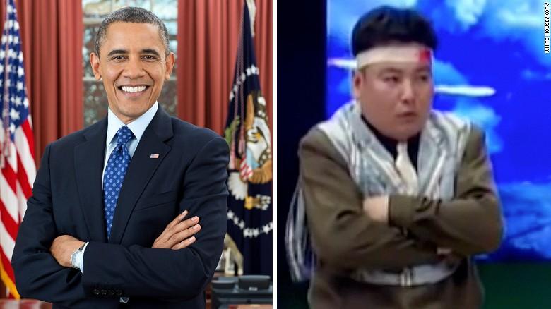 """Triều Tiên nhạo """"Obama ngã đập đầu"""" vì vụ thử hạt nhân - 1"""