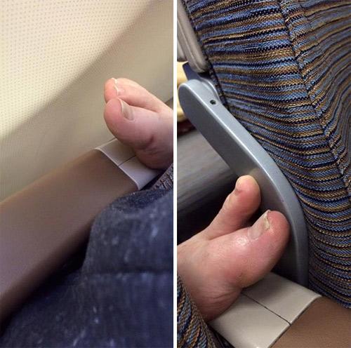 Đắng lòng khi gặp những cảnh này trên chuyến bay - 1