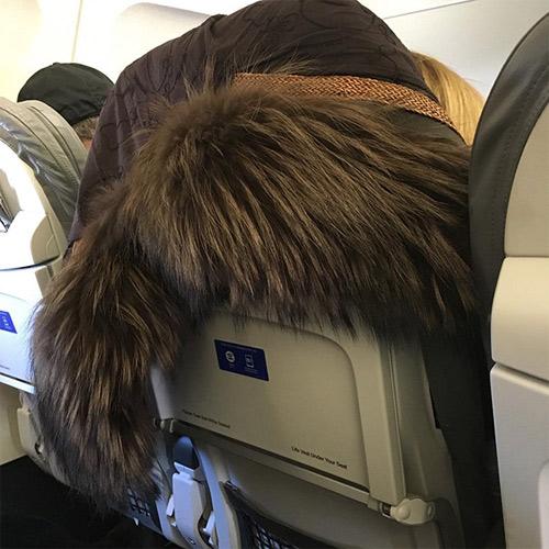 Đắng lòng khi gặp những cảnh này trên chuyến bay - 12