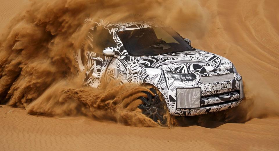 Mãn nhãn với video thử tính năng của Land Rover Discovery 2017 - 1