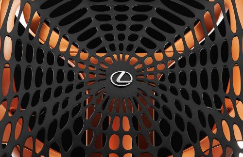 Lộ ảnh ghế ngồi vương giả siêu sang cho xe Lexus - 4