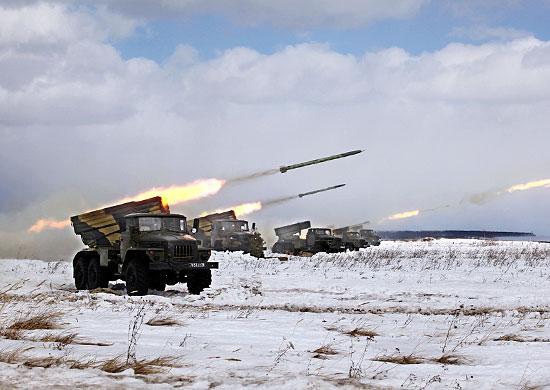 Nga chuẩn bị chiến tranh với Ukraine? - 2