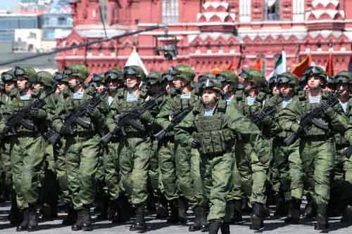 Nga chuẩn bị chiến tranh với Ukraine? - 1