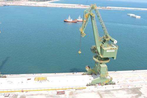 Formosa nhập 60 tấn bùn nhôm bô xit từ Trung Quốc - 1