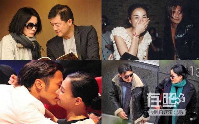 """4 cặp sao Hoa về một nhà sau hàng chục năm """"vờn"""" nhau - 4"""