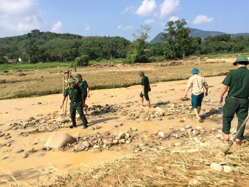 Tìm thấy thêm 2 thi thể sau vụ sạt lở đất kinh hoàng ở Nghệ An - 2