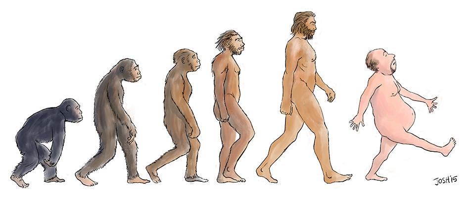 Con người sẽ tiến hóa thế nào trong 100.000 năm nữa - 1