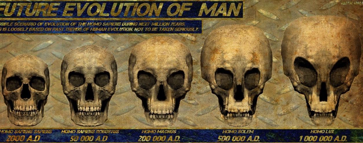 Con người sẽ tiến hóa thế nào trong 100.000 năm nữa - 3