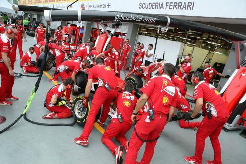 F1 - Singapore GP: Đợi chờ 1 chiến thắng - 1