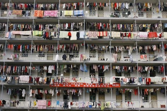 23 bức ảnh cho thấy Trung Quốc đông dân đến nghẹt thở - 3