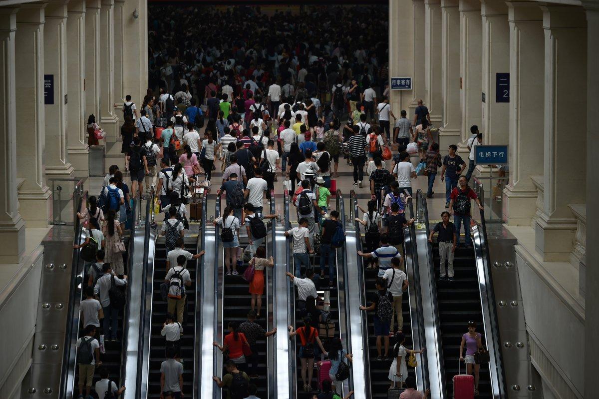 23 bức ảnh cho thấy Trung Quốc đông dân đến nghẹt thở - 9