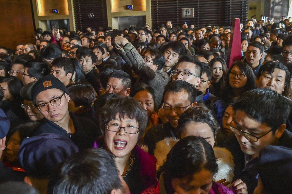 23 bức ảnh cho thấy Trung Quốc đông dân đến nghẹt thở - 7