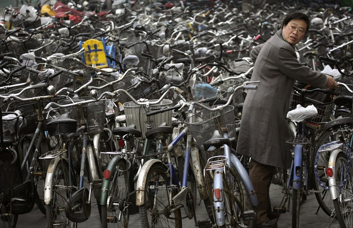 23 bức ảnh cho thấy Trung Quốc đông dân đến nghẹt thở - 5