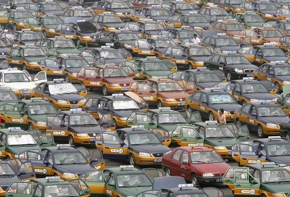 23 bức ảnh cho thấy Trung Quốc đông dân đến nghẹt thở - 11