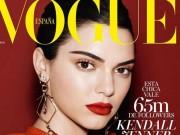 Thời trang - Kendall tiếp tục lên bìa tạp chí lừng danh Vogue