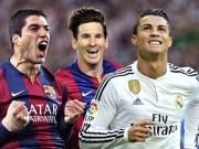 Bóng đá - Ronaldo, Messi, Suarez đọ siêu phẩm ở cúp C1