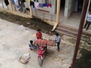Xuất hiện thêm trường hợp chở xác bằng xe máy ở Sơn La
