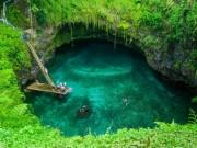 """Truy tìm những hồ bơi """"ở ẩn"""" đẹp nhất thế giới"""