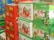 Rùng mình gần 1 tấn trái cây Trung Quốc nhập lậu