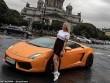 Truy tìm tiểu thư Nga đánh võng siêu xe ở đường của Putin
