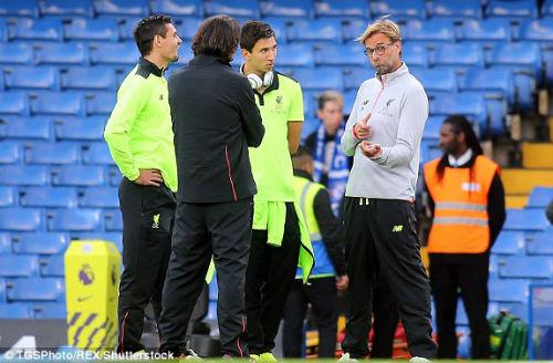 Chi tiết Chelsea - Liverpool: Thế công yếu ớt (KT) - 11